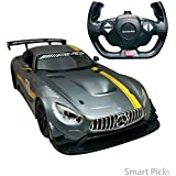 Smart Picks Officially Licensed Electric 1:14 Scale Full Function Rechargeable Mercedes-AMG Remote Control Car