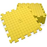 Hephaestus Crafts Blocking Mats for Knitting - Pack of 9 Blocking Boards with Grids for Needlepoint or Crochet