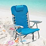 Rio Sports Ultra-light Aluminum Backpack Chair