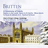 Britten: A Ceremony Of Carols Etc