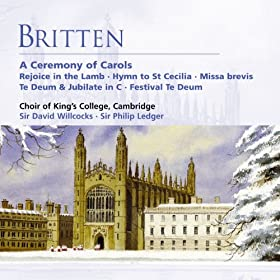 A Ceremony Of Carols Op. 28 (2004 Digital Remaster): V: As Dew In Aprille