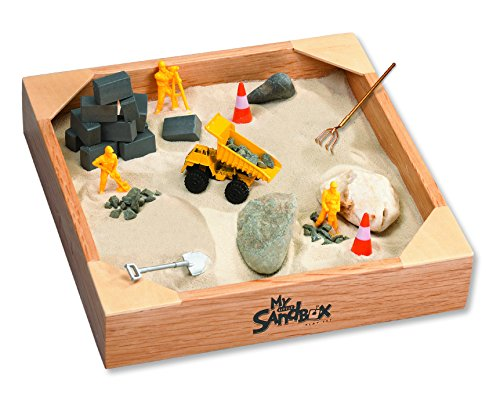 My Little Sandbox - Big Builder (Mini Toy Construction Cones compare prices)