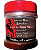 Trinidad and Moruga Scorpion - 3/4 Oz Spice Jar - The Hottest