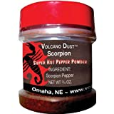 Trinidad and Moruga Scorpion - 3/4 Oz Spice Jar - The Hottest ~ Volcanic Peppers
