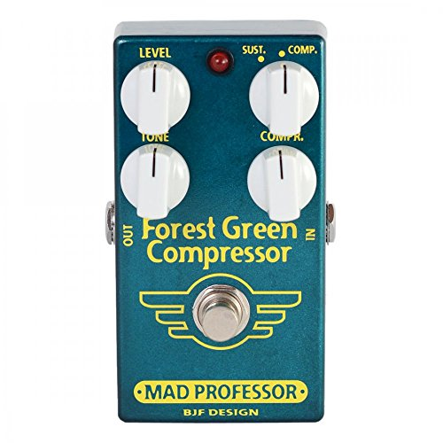 Mad Professor Compressor Sustainer Effects Pedal 0000000000086