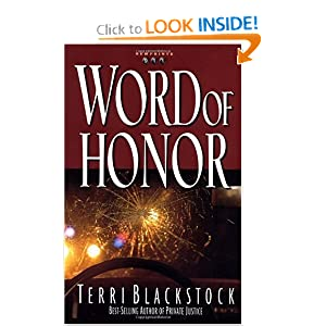 """Word of Honor"" by Terri Blackstock :Book Review"