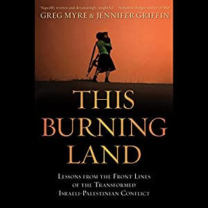 This Burning Land Audiobook