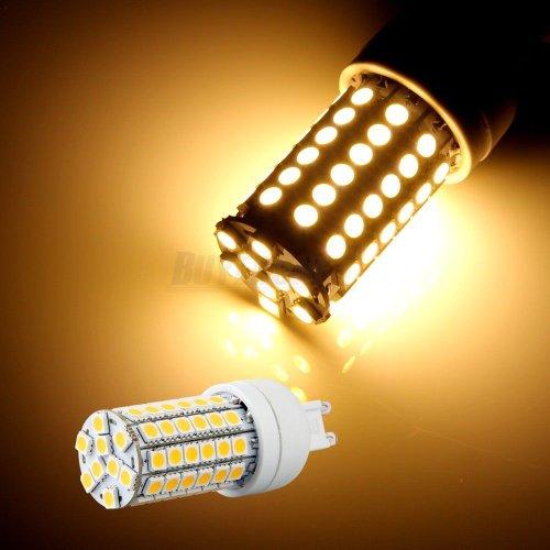 G9 8W 69 Leds 5050 Smd Corn Spotlight Lamp Bulb 3000K Warm White Home