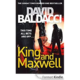 King and Maxwell (King & Maxwell 6) (English Edition)