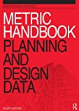 Cover of Metric Handbook by David Littlefield 1856178064