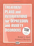 img - for Treatment Plans and Interventions for Depression and Anxiety Disorders book / textbook / text book