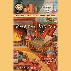 Knit One, Kill Two Audiobook