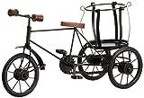 PINDIA Rickshaw Bottle Holder Gift Item House Kitchen Kids Wooden Fancy Showpiece
