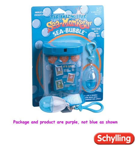Sea Monkeys Sea Bubble by Schylling (8365-bubble)