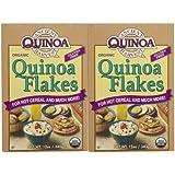 Ancient Harvest Quinoa Flakes, Organic and Gluten Free, 12 oz Boxes, 2 pk