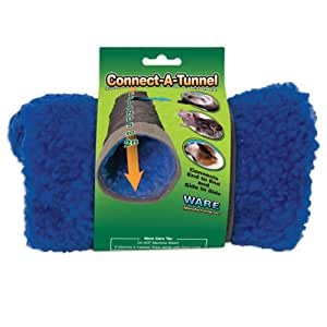 Ware Durable Denim Small Pet Connect-A-Tunnel