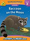 Raccoon on the Moon - level 3 (Start to Read) (0887430244) by Gregorich, Barbara
