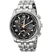 Citizen AT9010-52E World Time A-T Men's Eco-Drive Watch