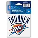 Oklahoma City Thunder 4x4 Die Cut Decal Amazon.com