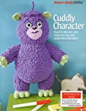 Unknown Cuddly Character Toy Humf Knitting Pattern: Measuremts 33cm, 13