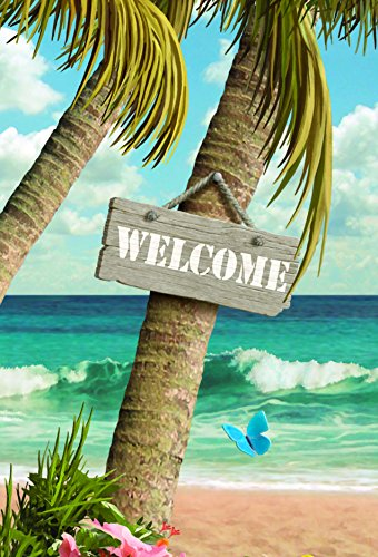 Gift Trenz Welcome To Paradise- 3D Magnet