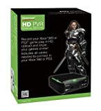 Hauppauge HD PVR Gaming Edition - Record from your Xbox, Wii or PS3 in High Definition -Upload your game session online