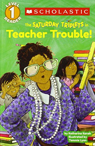 Teacher Trouble! (Scholastic Readers)