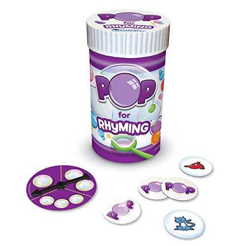 Learning Resources Pop For Rhyming Game - 1