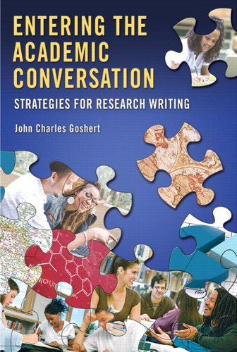 Entering the Academic Conversation: Strategies for...
