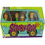 PEZ Scooby Doo Gift Set -  NET.WT 1.74 oz ( 49.3g )