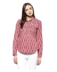Yepme Women's Multi-Coloured Polyester Tops - YPWTOPS1358_S