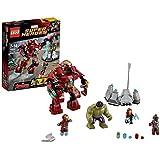 LEGO Superheroes 76031: The Hulk Buster Smash