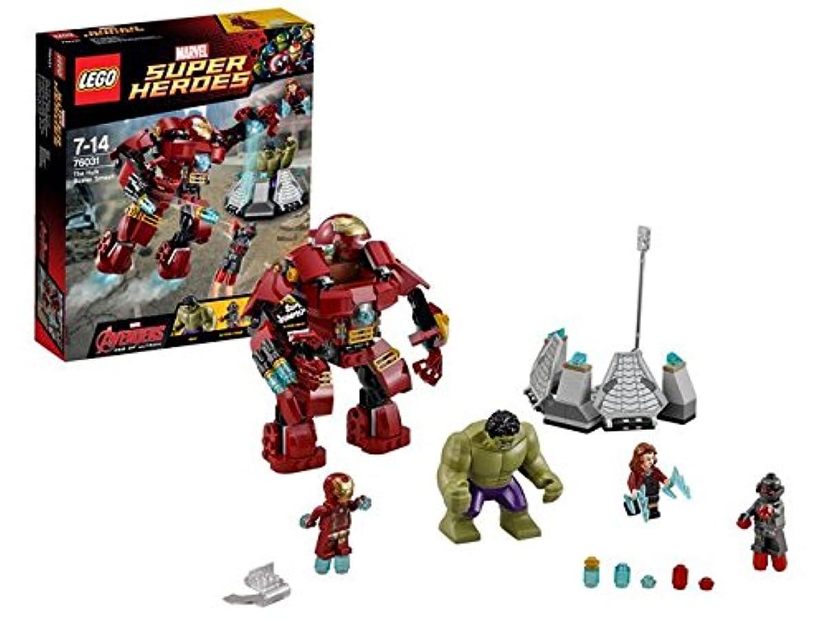[해외] 레고 (LEGO) 슈퍼히어로즈 헐크의 버스터 스매쉬 76031-76031 (2015-03-13)