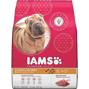 Iams Lamb and Rice Dog Food: Dry Pet Food: Pet Supplies