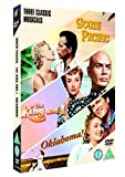 South Pacific/The King And I/Oklahoma! [DVD]