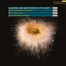 Ludwig van Beethoven: Con intimissimo sentimento