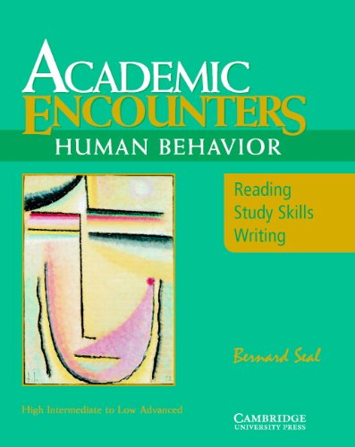 Academic Encounters: Human Behavior- Reading, Study...