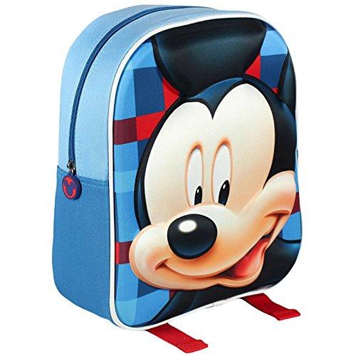 3D Topolino Disney zaino 31 centimetri