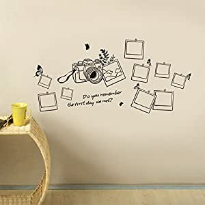 Walplus Photo Frame Wall Stickers Decal Art Mural Decor Paper
