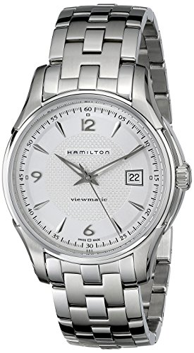 Hamilton H32515155 40mm Automatic Silver Steel Bracelet & Case Anti-Reflective Sapphire Men's Watch