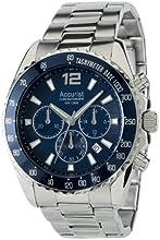 Comprar Accurist MB936NN - Reloj de cuarzo para hombres, color plata
