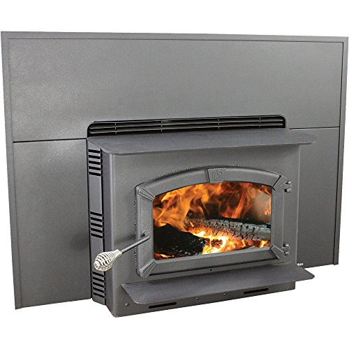 United States Stove Company Wood Insert - 80,000 BTU, EPA-Certified, Model# W3100I (Fireplace Inserts Wood compare prices)