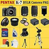 Pentax K7 14.6 Megapixel Digital SLR Camera Body