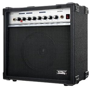 Soundking AK20-RA Gitarrencombo 2-Kanal, 60 Watt