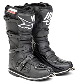 AXO Drone Boots (Black, Size 12)