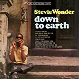 echange, troc Stevie Wonder - Down To Earth