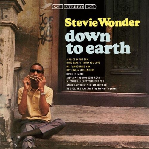 Down to Earth artwork