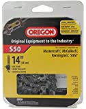 Oregon 14-Inch Semi Chisel Chain Saw Chain Fits Mastercraft, McCulloch, Remington, Stihl  S50 (Discontinued by Manufacturer)
