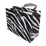 Enwraps Zebra Print Small Paper Bags