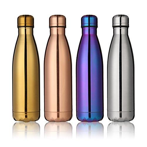 king-do-way-thermobecher-doppelwandige-edelstahl-trinkflasche-sportflasche-4-metall-farbe-wasserflas